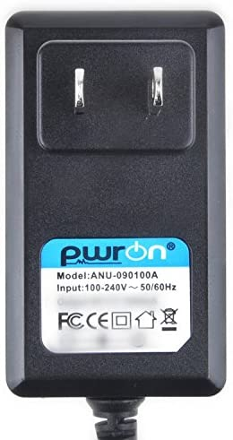 PwrON 6.6FT Cable AC to DC Adapter for TOPCON AD-9B AD-7C AD-9B//7C Power Supply Cord