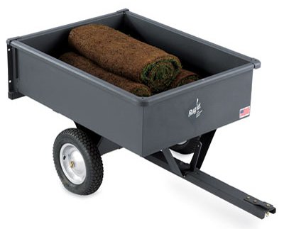 (Precision Products RW200 Natural Organic Dump Cart Replacement Tire, 16