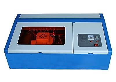 INTBUYING 110V Laser Engraving Machine Laser Cutting Machine Carving Tools Artwork