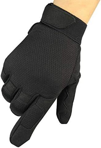 手袋 サイクリンググローブ 手袋 男女兼用 滑り止め 自転車 バイク サイクリング SGSJP (Color : グレー, Size : L)