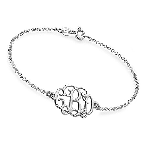 Initial Charm Anklet - 3