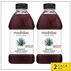 MADHAVA Organic Amber Agave