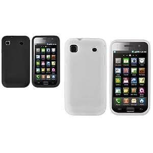 2 Fundas Silicona Carcasas Para Samsung Galaxy S i9000