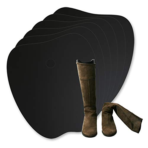 (booti boot shaper COLOR - black (pack of 8) for 4 pairs of boots)