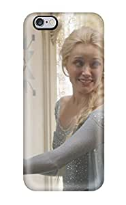 TYH - 1206625K93756787 Anti-scratch And Shatterproof Georgina Haig As Elsa Phone Case For ipod Touch4/ High Quality Tpu Case phone case