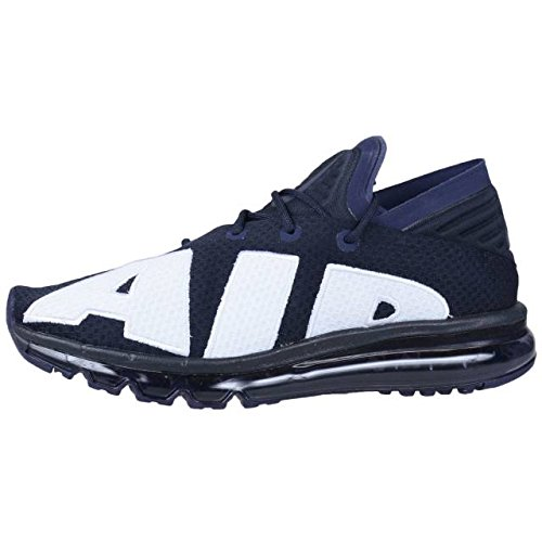 Nike Air Max Flair Dark Obsidian Marine Blauw Wit 942236 400 Heren Hardlopen