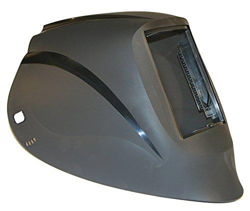 ArcOne 2-1500 Black Vision Welding Helmet Shell for 5 x 4