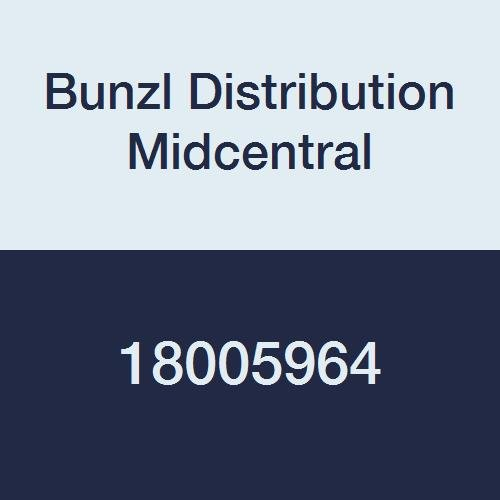 Bunzl Distribution Midcentral 18005964 AC50 Dri-Loc Pad, Compression Pack, 50G-55G Absorbency, 7'' Length, 4.75'' Width, Black/ White (Pack of 2000) by Bunzl Distribution Midcentral