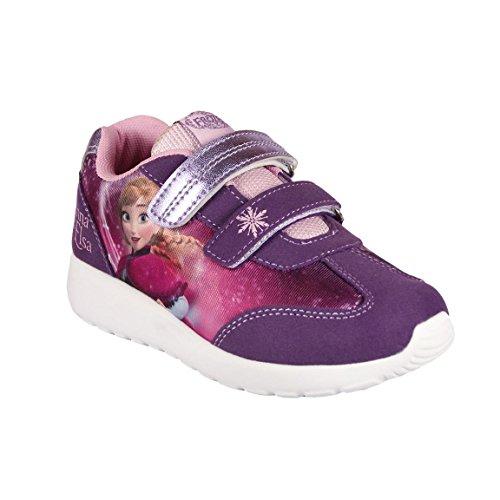 FROZEN Mädchen Sneaker (33)