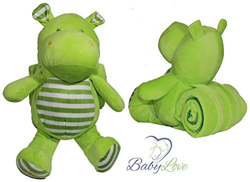 Baby Love - Heartly the Hippo 12