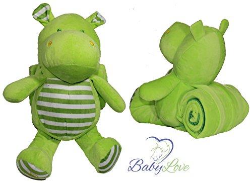 Baby Love - Heartly the Hippo 12