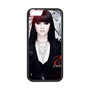 iPhone 6 4.7 Inch Cell Phone Case Covers Black Eisblume Hard Phone Case CZOIEQWMXN25336