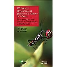 Hétéroptères phytophages et prédateurs d'Afrique de l'Ouest (Maladies et ravageurs)
