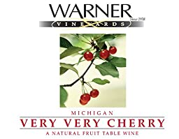 2012 Warner Vineyards Very Very Cherry Wine 750 mL