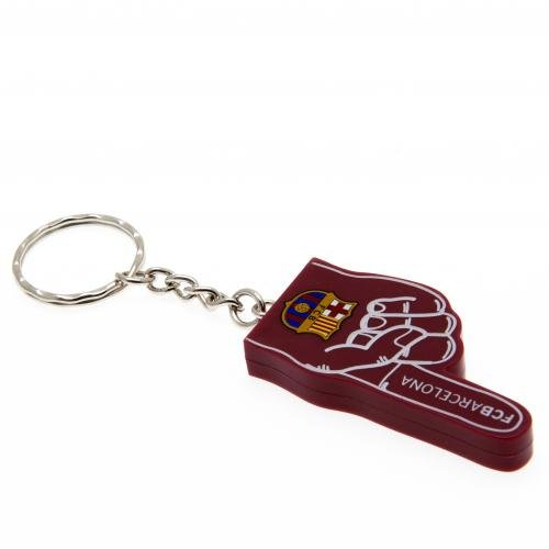 Amazon.com: F.C. Barcelona Key Ring FN- plastic key ring- no ...