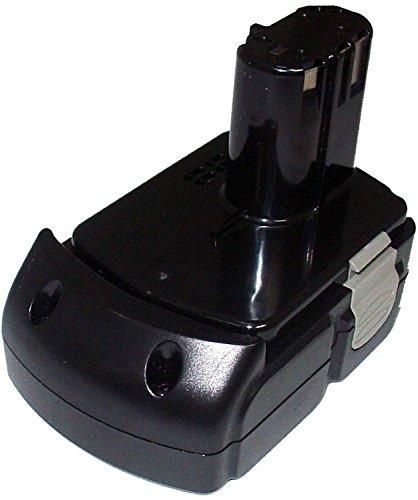 SIKER® Professional 18 volt battery for Hitachi BCL 1815 DS 18DFL DV 18DCL G 18DL
