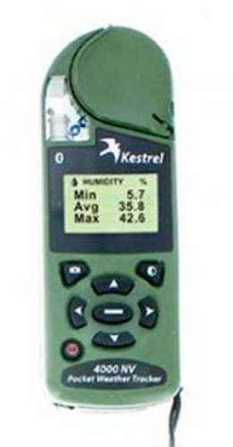 Kestrel 4000 Weather & Environmental Meter with Data Logging