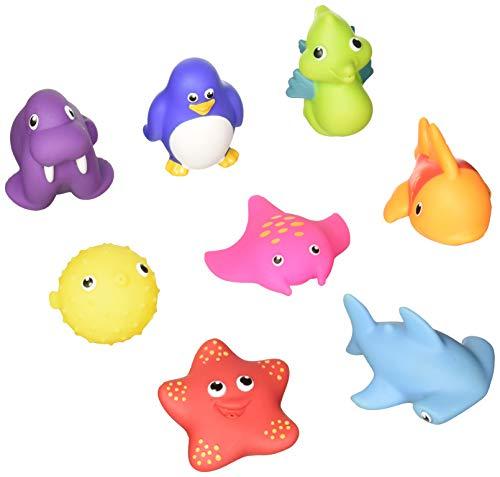 Munchkin Ocean Squirts Bath Toy, 8 -