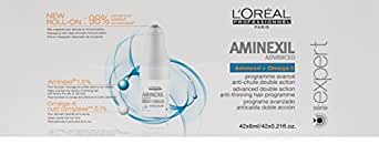 L'Oréal Professionnel - Expert Aminexil Advanced anticaída - 42 unidades x 6 ml