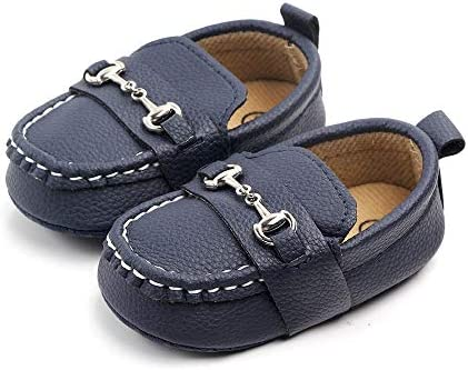 Lidiano Baby Soft Sole Toddler Loafers