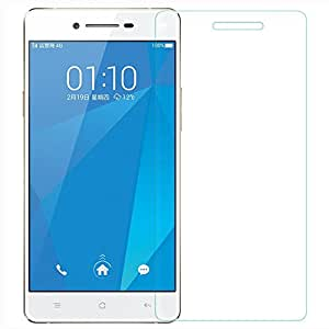[2 Packs] Oppo R1x Screen Protector, Tempered Glass Screen Protector, Anti-Scratch HD Clear Screen Protector Screen Guard for 5.0'' Oppo R1x