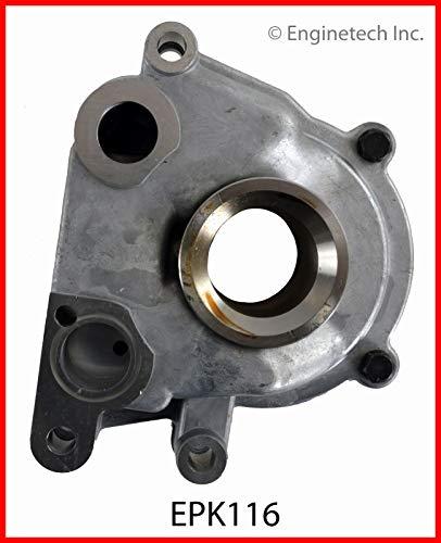 (Enginetech EPK116 Oil Pump GM 4.0L 4.6L Northstar)