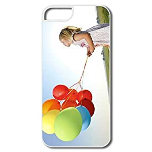 Nice Colorful Balloons Case For IPhone 5/5s by lolosakes