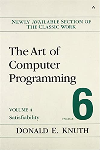 The Art Of Computer Programming Volume 4b Fascicle 6