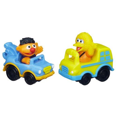 Playskool Sesame Street Racers (Big Bird and Ernie)