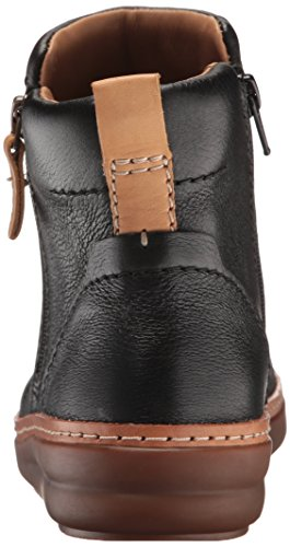 Boot Ankle ROSI Amberlee Women's Black Leather Clarks 0xpfqUwI01