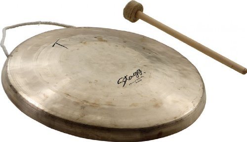 Stagg OTTG-310 12.2-Inch Opera Treble Tiger Gong by Stagg