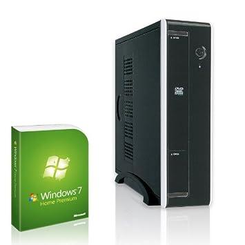 Kcs Htpc Wohnzimmer Pc Intel I3 Intel Core I3 2100t Amazon De