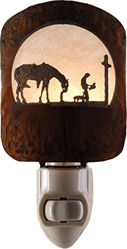 Thirstystone BNLHPHP Laz NL Higher Power Nightlight HP, Honey Pinion (Light Night Western)