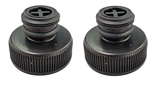 Bissell Cap and Insert Assembly 203-8413 2038413 (Two Pack) by Bissell
