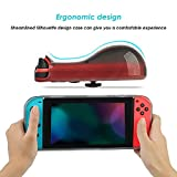 Nintendo Switch Cover Case - TPU Dockable Clear