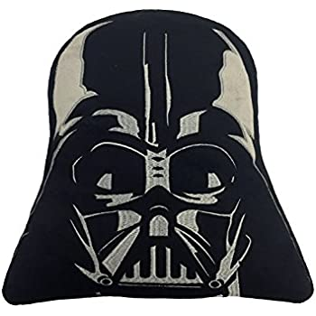 Amazon.com: Jay Franco Star Wars Classic Face Pillow, White ...