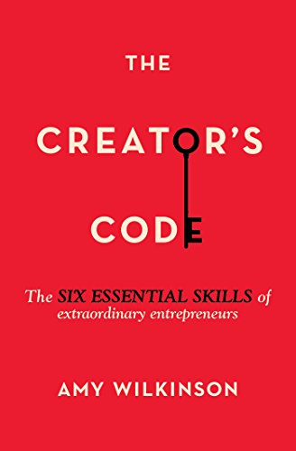 Amazon the creators code the six essential skills of the creators code the six essential skills of extraordinary entrepreneurs by wilkinson fandeluxe Gallery