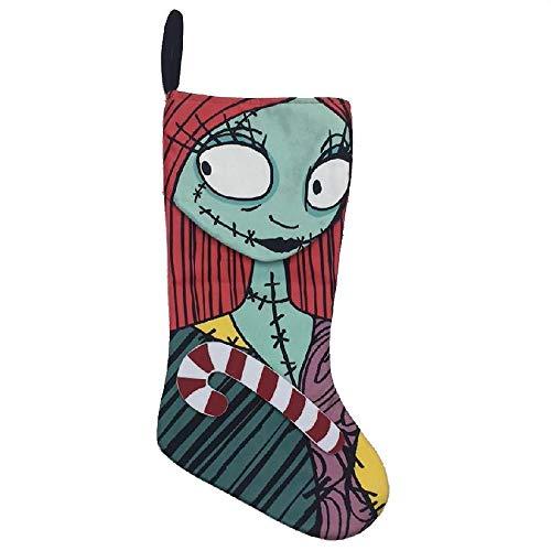 Nightmare Before Christmas Disney The Sally Hanging Stocking ()