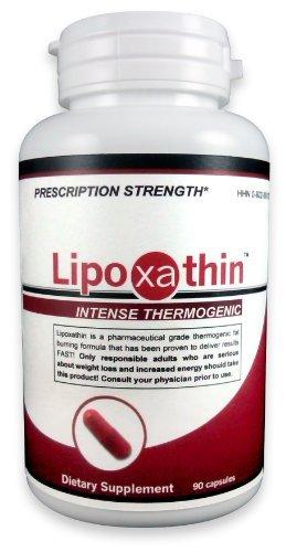 Lipoxathin - Intense brûleur de graisse thermogénique et booster d'énergie!
