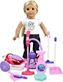 Click N' Play Toy Realistic Vacuum Cleaner, and