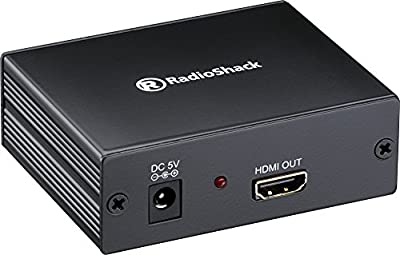 RadioShack Composite-to-HDMI Converter