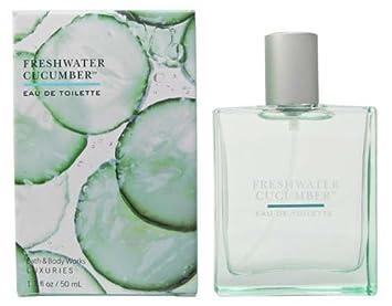 Bath Body Works Luxuries Freshwater Cucumber Eau De Toilette 1.7 fl oz