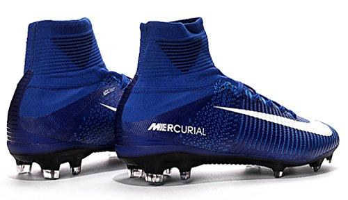 &Nike&-Soccer Men's Mercurial Superfly V FG Soccer Cleats - Kids Nike Mercurial Carbon