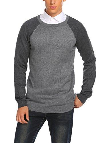 Ribbed Cotton Crewneck Sweater - 7