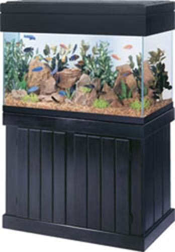 All Glass Aquarium AAG51136 Pine Cabinet, 36x18-Inch by All Glass Aquariums