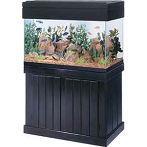 All Glass Aquarium AAG51136 Pine Cabinet, 36x18-Inch 11