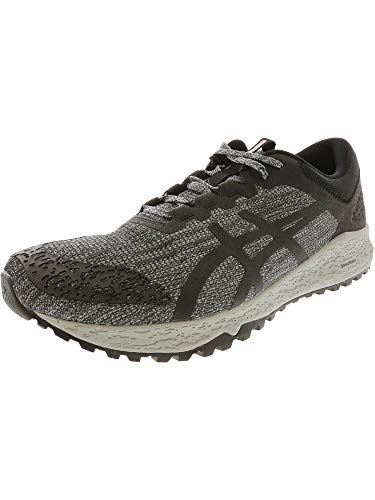 ASICS Alpine Xt Men's Running Shoe, Mid Grey/Black, Size 10.5