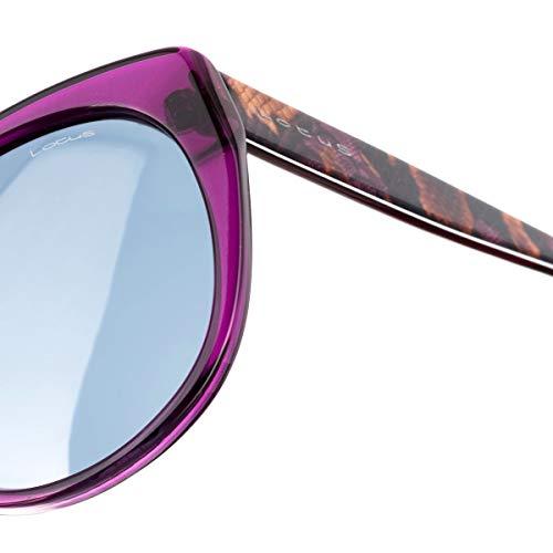 soleil Violet de Femme violet Lotus taille Lunette unique Sunglasses vZqxnnUXt