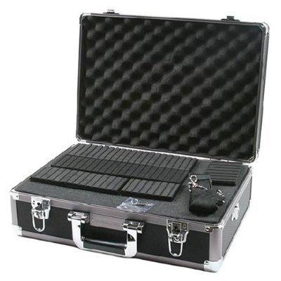 Pro Aluminum Hard Case For The Canon VIXIA HV40, HV30, HV20, HG10 High Definition Camcorders
