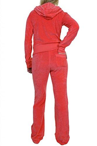 ICE (6327 a 10) Completa Coral con capucha para la Mujer